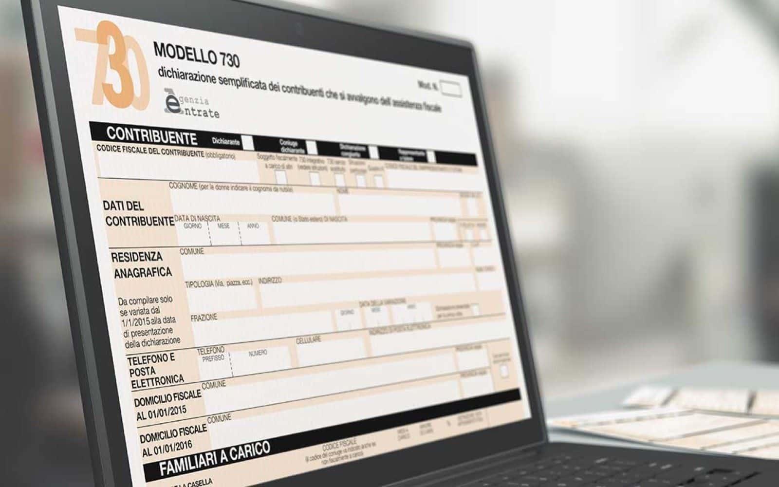Dichiarazione dei redditi precompilata online dal 18 for Dichiarazione dei redditi precompilata 2017